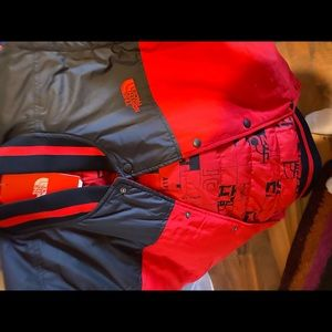 Men's Northface vest